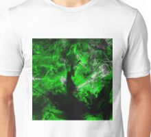 Emerald Blast Unisex T-Shirt