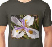 Diagonal iris Unisex T-Shirt
