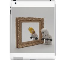 Stormie in the mirror iPad Case/Skin