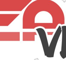 TeamVLR Logo Transparent Sticker