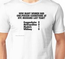 NYC Museums Unisex T-Shirt