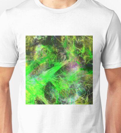 Neon Galaxy Unisex T-Shirt
