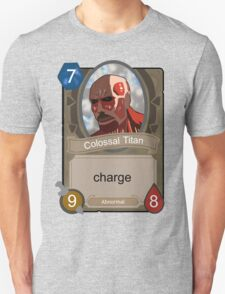 Attack on Titan Hearthstone T-Shirt