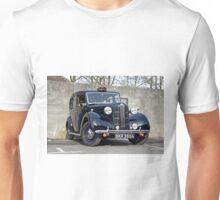1957 Austin FX3 Taxi XKR 368A Unisex T-Shirt