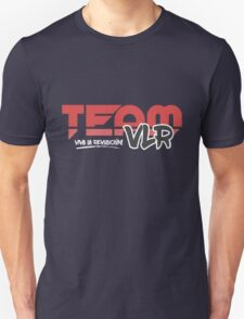 TeamVLR Logo Transparent Unisex T-Shirt