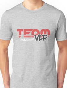 TeamVLR Logo Transparent Unisex T-Shirt
