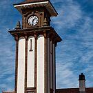 Wemyss Bay Station Tower, Scotland by Jeremy Lavender Photography