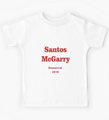 Santos For President Kids Tee