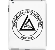 GRACIE BRAZILIAN JIU-JITSU iPad Case/Skin