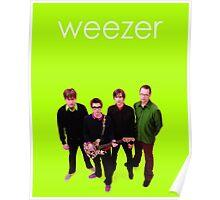 Weezer - Green Album Poster