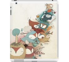 Owls iPad Case/Skin