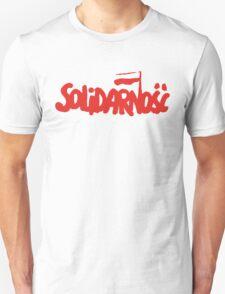 SOLIDARNOSC / SOLIDARITY FROM POLAND T-Shirt