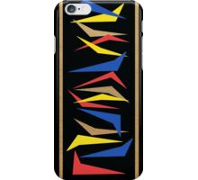 Dancing Abstractions iPhone Case/Skin