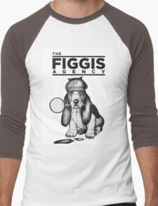 Furlock Bones Men's Baseball ¾ T-Shirt