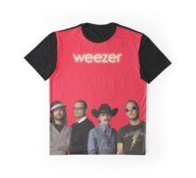 Weezer - Red Album Graphic T-Shirt