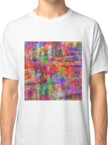 Vibrant Chaos Classic T-Shirt