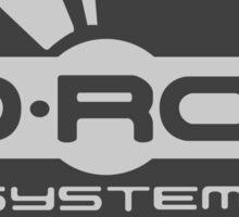 CD-ROM2 System Sticker
