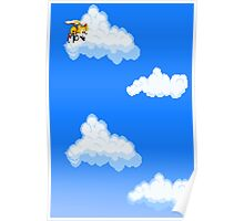 Tails in the sky Poster