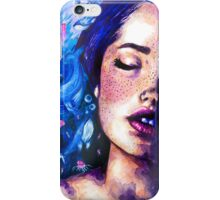 Music of the ocean iPhone Case/Skin
