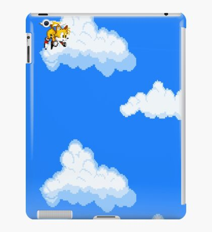 Tails in the sky iPad Case/Skin