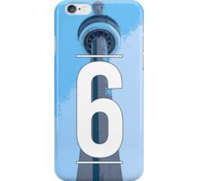 Toronto Six Case iPhone Case/Skin