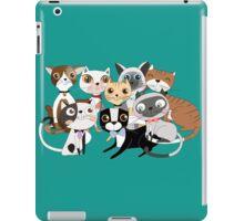 Cartoon Pets So Many Cats Cat Lover iPad Case/Skin