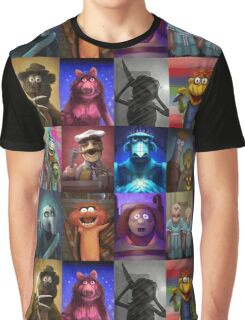 Muppet Maniacs Series 1 Graphic T-Shirt