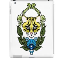 Ocelot colors iPad Case/Skin