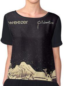 Weezer - Pinkerton Chiffon Top