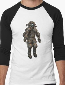 Early Deep Sea Diver Suit Men's Baseball ¾ T-Shirt
