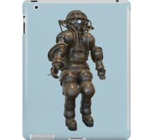 Early Deep Sea Diver Suit iPad Case/Skin