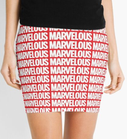 MARVELOUS PENCIL SKIRT Mini Skirt