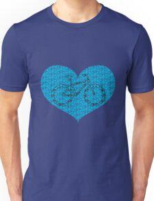 For the Love of Bikes Unisex T-Shirt