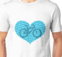 For the Love of Bikes Unisex T-Shirt