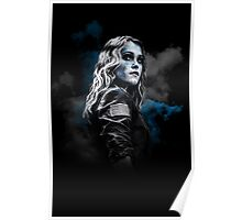 Clarke of The Sky People Poster