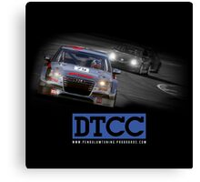 DTCC - Season 3 Canvas Print