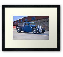 1935 Chevrolet Pickup Framed Print