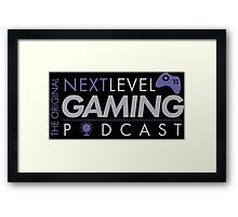 The Original NextLevel Gaming Podcast Framed Print