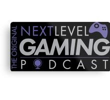 The Original NextLevel Gaming Podcast Metal Print