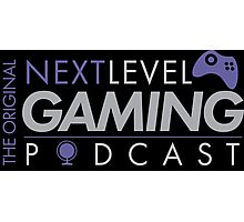 The Original NextLevel Gaming Podcast Photographic Print