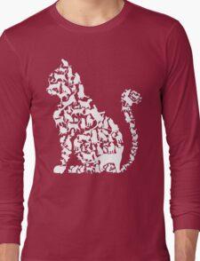 Cat in cats Long Sleeve T-Shirt