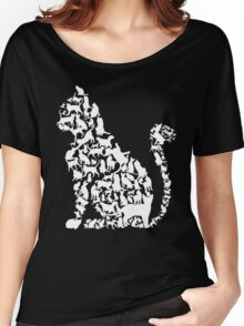 Cat in cats Women's Relaxed Fit T-Shirt