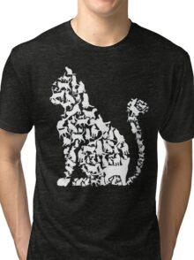 Cat in cats Tri-blend T-Shirt