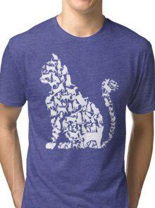 Cat in cats Tri-blend T-Shirt