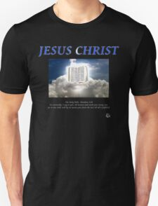 JESUS CHRIST - The Holy Bible Unisex T-Shirt