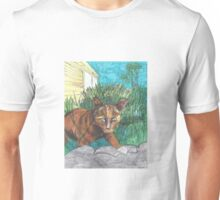 Tig in the Jungle  Unisex T-Shirt