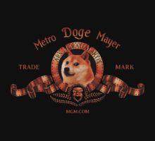 Metro Doge Mayer Movie Logo One Piece - Short Sleeve
