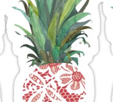 pineapple tumblr Sticker