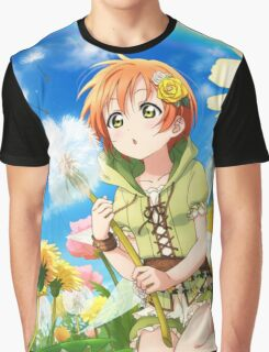 Love Live! School Idol Project - Land of the Fairies Graphic T-Shirt