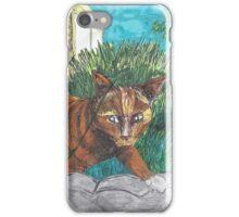 Tig in the Jungle  iPhone Case/Skin